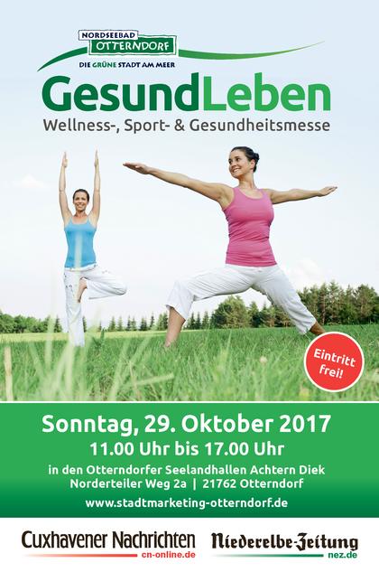 Wellness-, Sport- & Gesundheitsmesse Gesund Leben