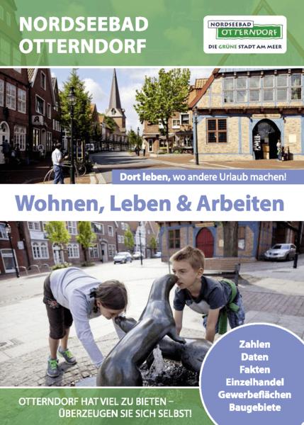 Imagebroschüre des Nordseebad Otterndorf
